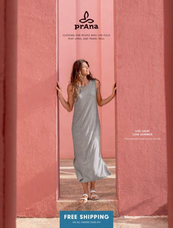 Digital Catalog - Catalog 5 | Live Light. Love Summer. | prAna