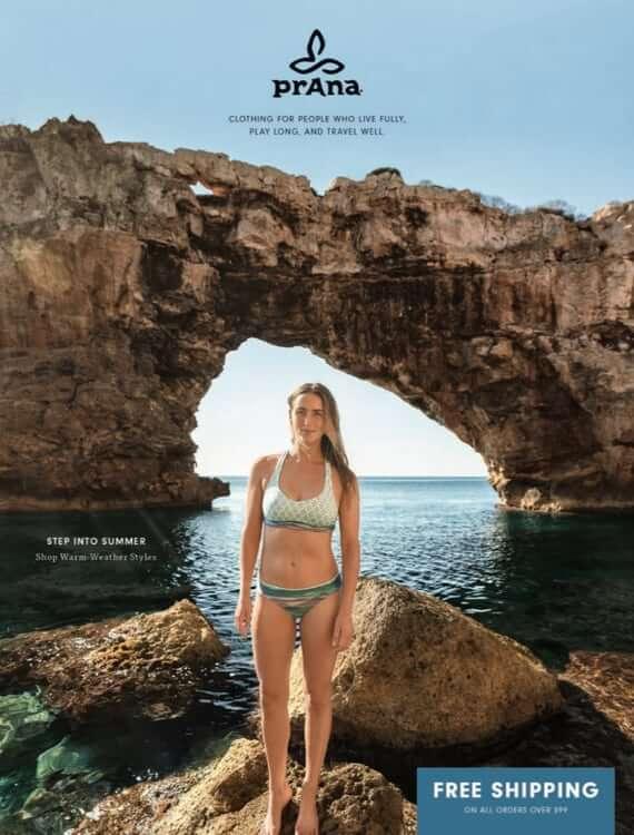 Digital Catalog - Catalog 4 | Step Into Summer | prAna